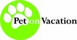 Pet On Vacation Logo #19